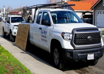 Modesto roofing contractor Cal-West Roofing, Inc.