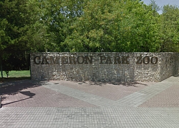 Waco places to see CAMERON PARK ZOO
