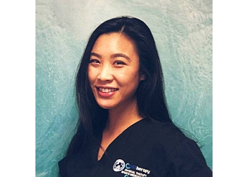 Anaheim physical therapist CAMILLE LEE, PT, DPT, ITPT