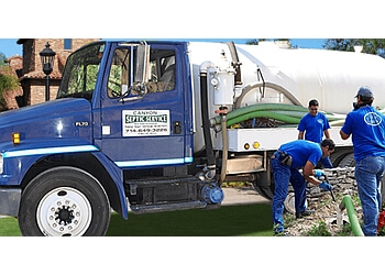 Orange septic tank service CANYON SEPTIC SERVICE