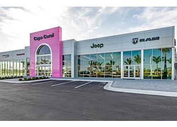 Cape Coral car dealership CAPE CORAL CHRYSLER DODGE JEEP RAM