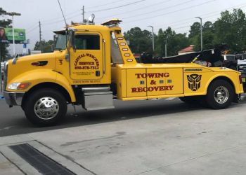 Tallahassee towing company Capital Wrecker Services
