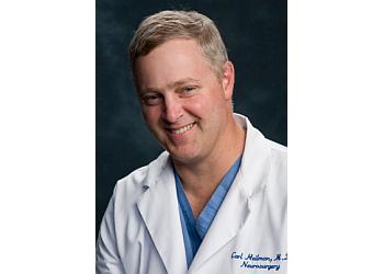 Boston neurosurgeon CARL B. HEILMAN, MD