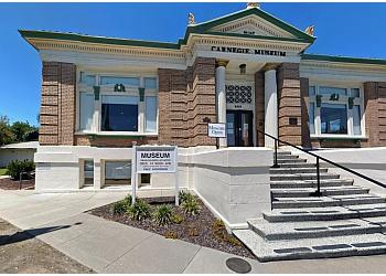 Roseville landmark CARNEGIE MUSEUM