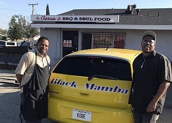 San Bernardino barbecue restaurant CARRIE'S BBQ RESTAURANT