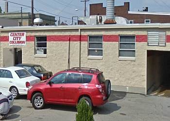 Cincinnati auto body shop CARSTAR