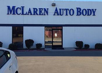 Irvine auto body shop CARSTAR McLaren