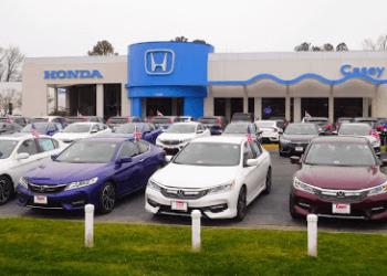 Newport News car dealership CASEY HONDA