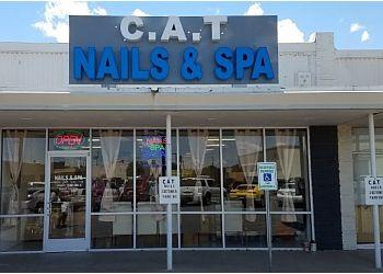 Midland nail salon C.A.T NAILS & SPA