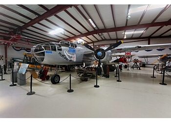 Carrollton places to see CAVANAUGH FLIGHT MUSEUM