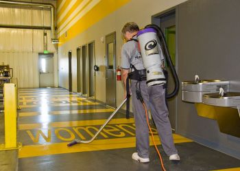 Phoenix commercial cleaning service CBN Building Maintenance
