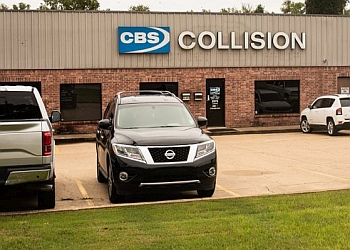Shreveport auto body shop CBS Collision
