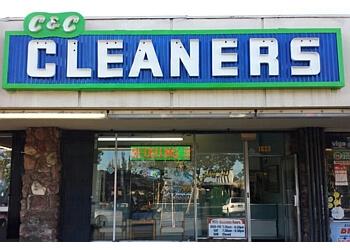 Pomona dry cleaner C & C Dry Cleaners