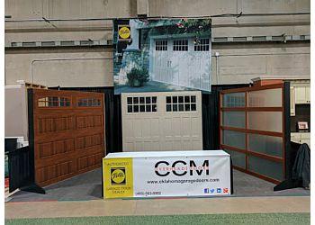 Oklahoma City garage door repair CCM Overhead Doors