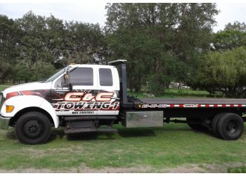 Tampa towing company C & C TOWING 1 LLC