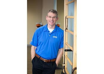 Richmond physical therapist C. Clarke Tanner, PT, MPT, COMT, ATC, CSCS, FMSC, TPI