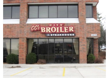 Columbia steak house CC's City Broiler