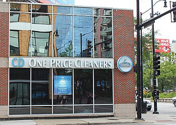 Chicago dry cleaner CD One Price Cleaners