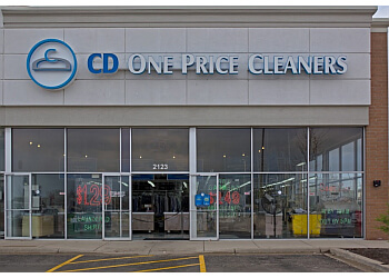 Joliet dry cleaner CD One Price Cleaners