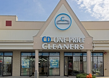 Naperville dry cleaner CD One Price Cleaners