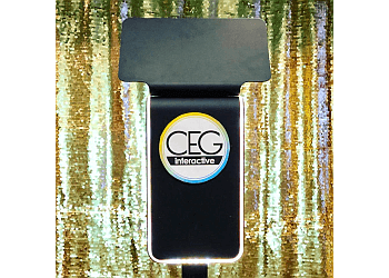 San Diego photo booth company CEG Interactive Photo Booth Rental
