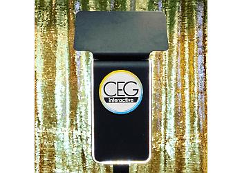 San Diego photo booth company CEG Interactive