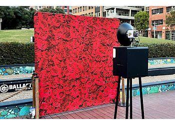 San Diego photo booth company CEG Interactive Photo Booth Rental