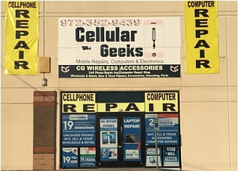 Dallas cell phone repair CELLULAR GEEKS