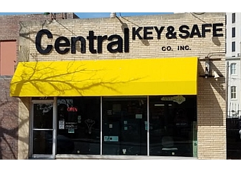 Wichita locksmith Central Key & Safe Co.