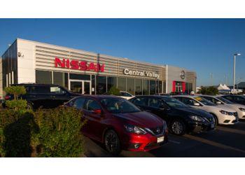 Modesto car dealership CENTRAL VALLEY NISSAN