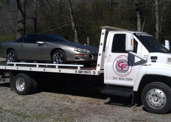 Little Rock towing company C.FURRER TOWING AND ROADSIDE ASSISTANCE, LLC