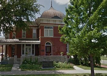 Topeka landmark CHARLES CURTIS HOUSE MUSEUM