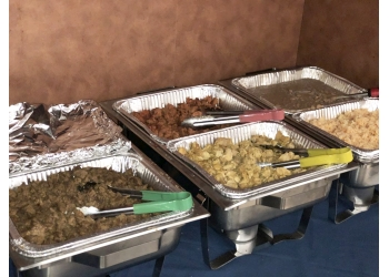 Pomona caterer CHIEF'S CATERING