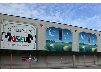 Lafayette places to see CHILDREN'S MUSEUM OF ACADIANA