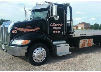 Amarillo towing company CIERRA TOWING & CRUSHING, LLC