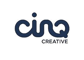 Clarksville web designer CINQ Creative