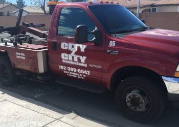North Las Vegas towing company CITY 2 CITY ROADSIDE & TOWING