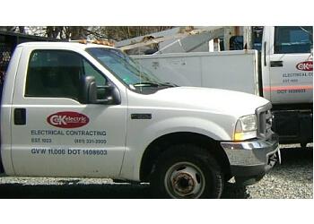 Providence electrician C&K ELECTRIC COMPANY, INC.
