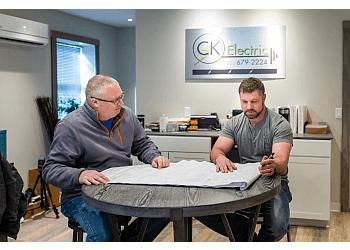 Omaha electrician CK Electric
