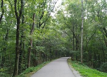 Clarksville hiking trail CLARKSVILLE GREENWAY
