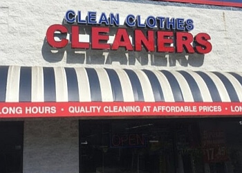 Charlotte dry cleaner CLEAN CLOTHES DRY CLEANERS