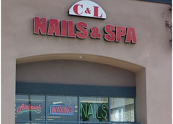 Chula Vista nail salon C & L Nails