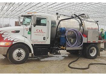 Toledo septic tank service C&L Sanitation, Inc.