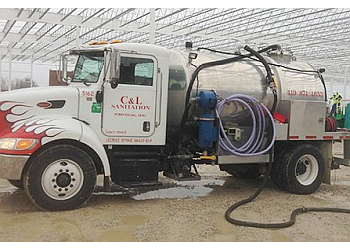 Toledo septic tank service C&L Sanitation, Inc.