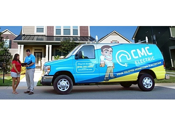 Raleigh electrician CMC Electric