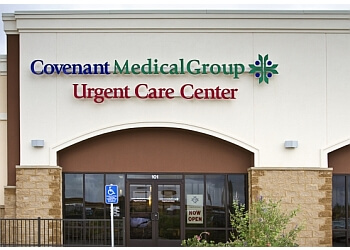 Lubbock urgent care clinic Covenant Medical Group Urgent Care Center