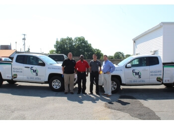 Chattanooga commercial cleaning service CMS, Inc.