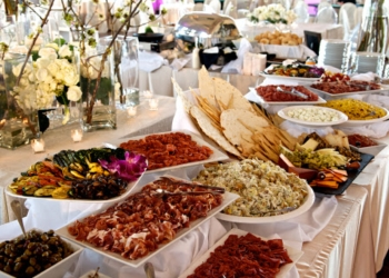 Dallas caterer CN CATERING