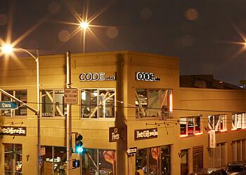 San Francisco hair salon CODE Salon