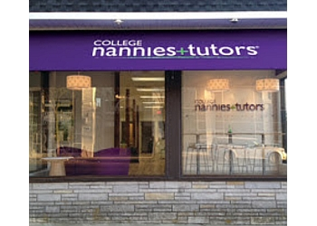 Pittsburgh tutoring center COLLEGE NANNIES + Tutors